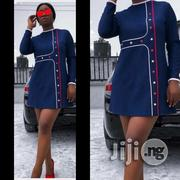 A-Line Short Dress.   Clothing for sale in Lagos State