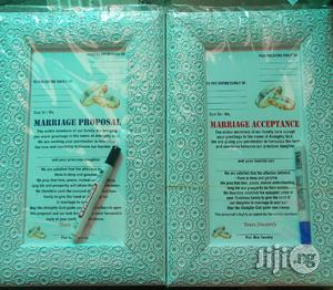 Marriage Proposal Letter And Acceptance Letter | Party, Catering & Event Services for sale in Lagos State, Ikeja