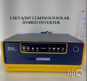 Luminous 1.5kva/24V Hybrid Inverter | Electrical Equipment for sale in Lagos State, Ikeja