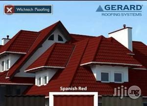 Gerard Stone Coated Roof In Ikeja Building Trades Services Five Star Roofing Tiles Co Ltd Jiji Ng In Ikeja Building Trades Services From Five Star Roofing Tiles Co Ltd On