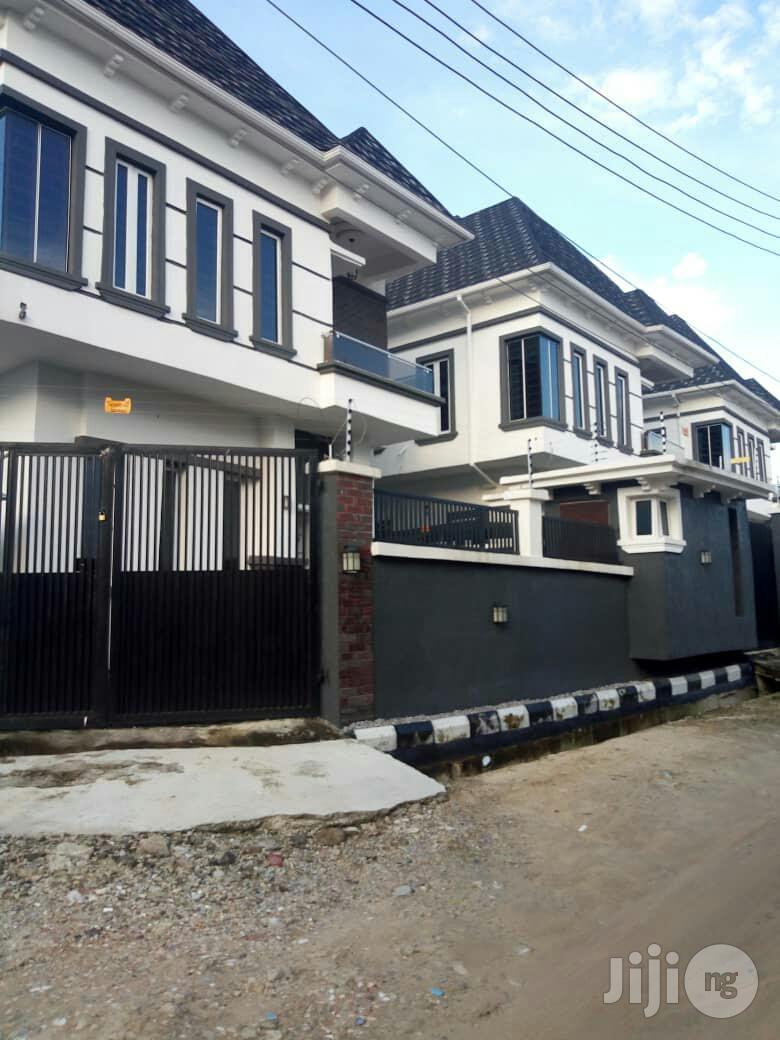 New 4 Bedroom Detached Duplex For Sale At Thomas Estate Ajah.