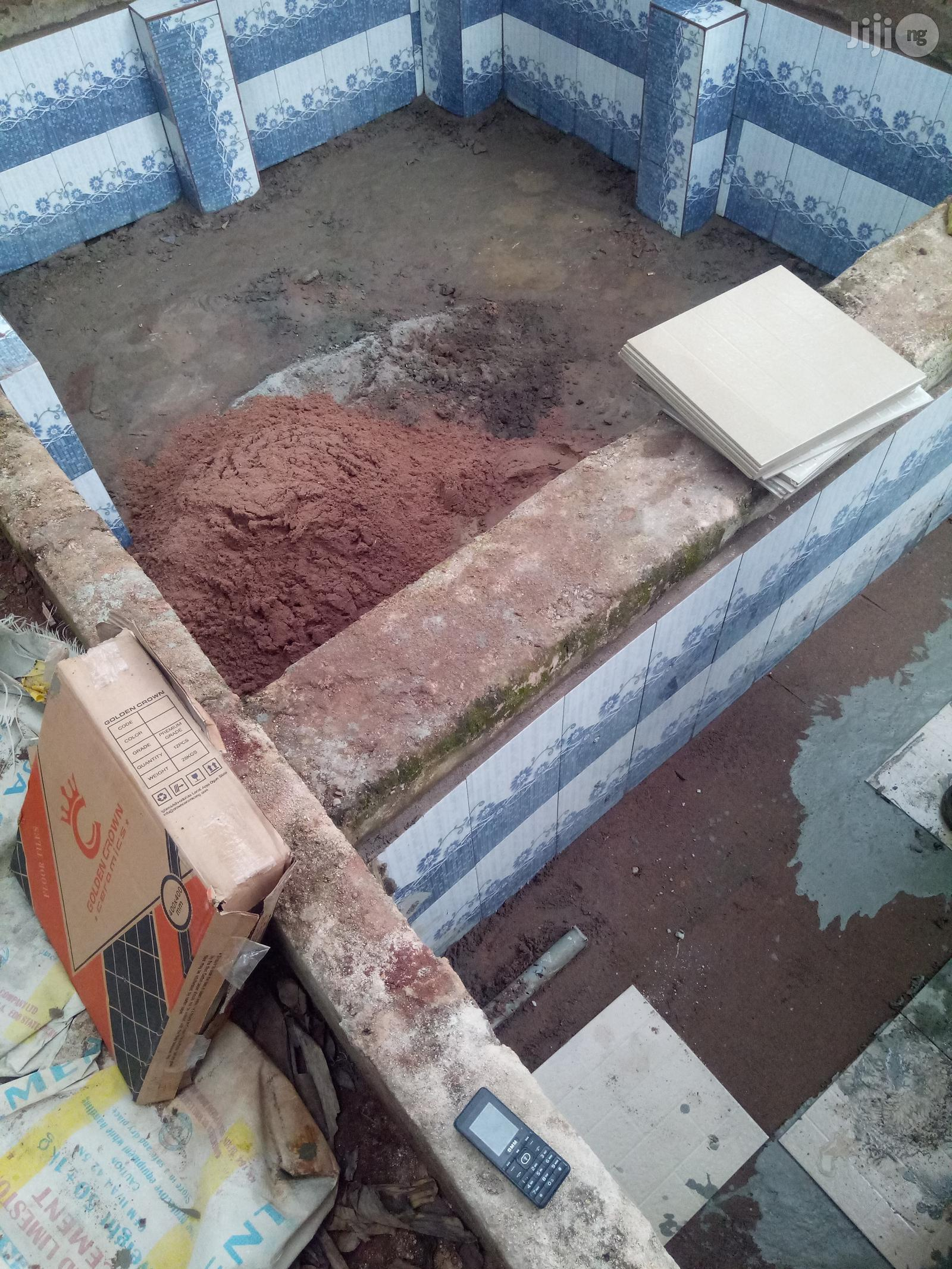 Fish Pond For Rent   Farm Machinery & Equipment for sale in Benin City, Edo State, Nigeria