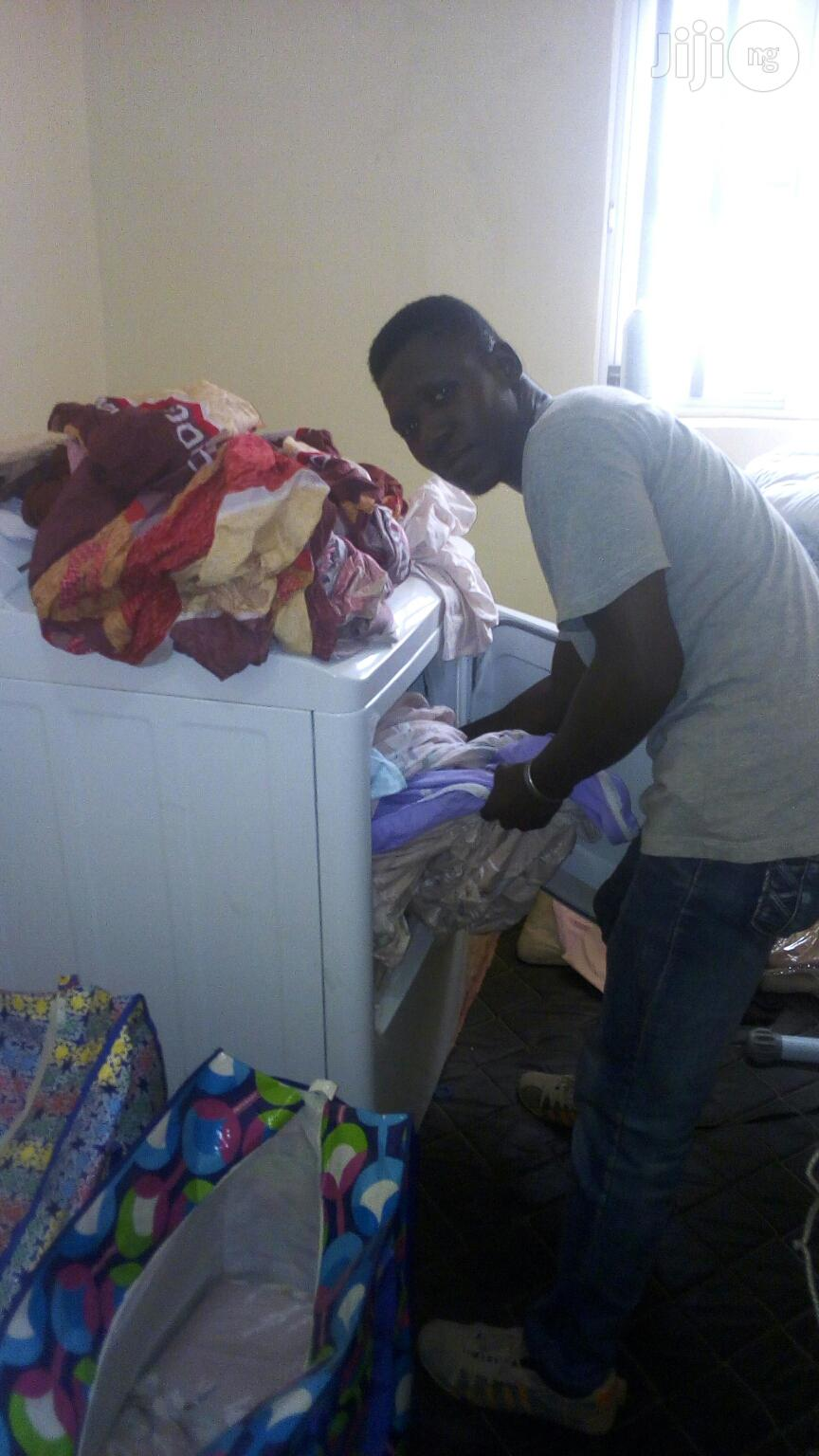 Seeking For House Laundryman Job | Housekeeping & Cleaning CVs for sale in Magodo, Lagos State, Nigeria