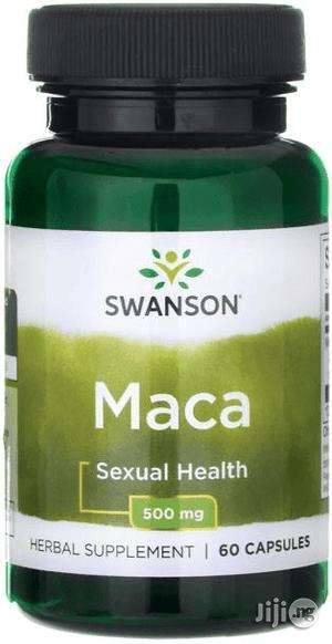 Maca For Hormonal Imbalance | Sexual Wellness for sale in Lagos State, Victoria Island