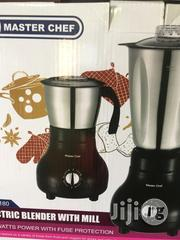 Masterchef Stainless Blender | Kitchen Appliances for sale in Abuja (FCT) State, Wuse