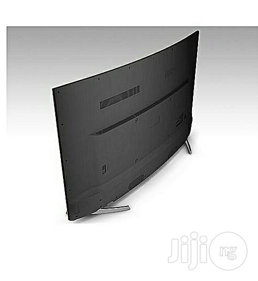 Hisense Curved Uhd 4K Smart Satellite TV 55inchs | TV & DVD Equipment for sale in Central Business Dis, Abuja (FCT) State, Nigeria