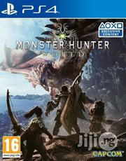 Monster Hunter World - PS4 | Video Game Consoles for sale in Lagos State, Surulere