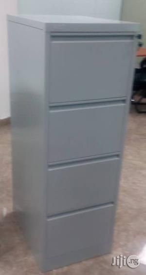 Quality Office Metal Filing Cabinet With Four Drawers   Furniture for sale in Lagos State, Lekki