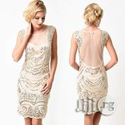 Sexy Sequined Skirt Beach Party Short Dress | Clothing for sale in Lagos State, Ikeja