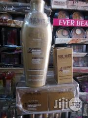 Pure White Gold Glowing Unifier Maxitone  Dark Spots Corrector Serum | Skin Care for sale in Lagos State