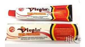 Virgin Hair Fertilizer: Anti Dandruff And Conditioning Cream | Hair Beauty for sale in Lagos State