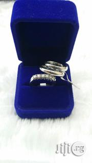 Pure Silver Stainless Steel Wedding Ring | Wedding Wear for sale in Lagos State, Ajah
