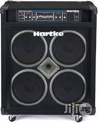 Hartke – VX3500 4×10′′ 350 Watt Bass Combo   Audio & Music Equipment for sale in Lagos State, Ojo