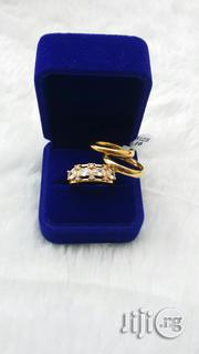 Pure Stainless Steel Fullstone Wedding Ring | Wedding Wear for sale in Lagos State, Ajah