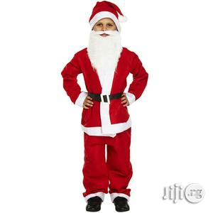 Kids Santa Clause Costume   Children's Clothing for sale in Lagos State