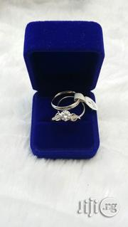 Silver Stainless Steel Wedding Ring Couples | Wedding Wear for sale in Lagos State, Ajah