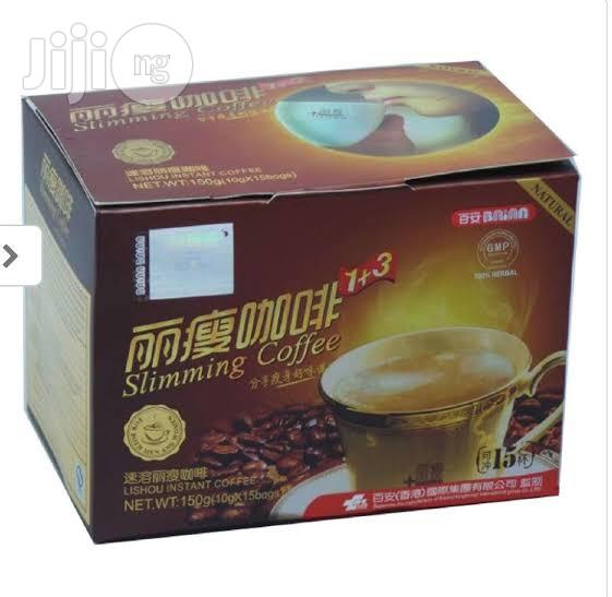 Authentic Lishou Slimming Coffee(Thialand)