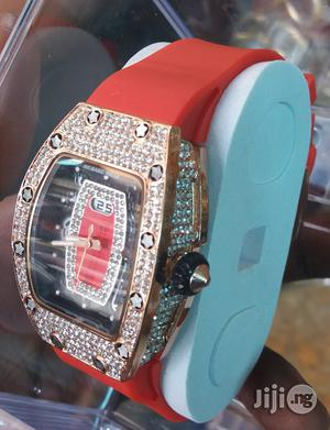 Richard Mills Ice Rubber Strap Watch | Watches for sale in Lagos State, Lagos Island (Eko)