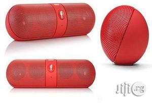 Universal Wireless Bluetooth Speaker With Fm Mp3 Features | Audio & Music Equipment for sale in Abuja (FCT) State, Asokoro