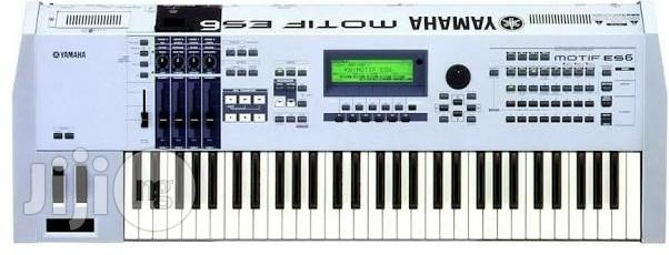 Yamaha Motif Es6 | Musical Instruments & Gear for sale in Ojo, Lagos State, Nigeria