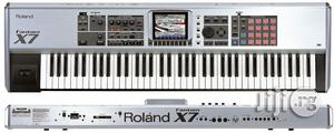 Roland Fantom X-7 Workstation Keyboard | Musical Instruments & Gear for sale in Lagos State, Ojo