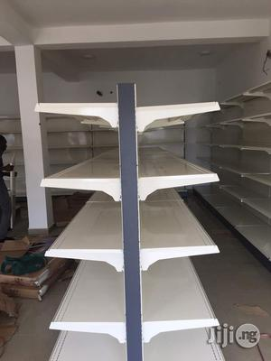 Supermarket Shelve   Store Equipment for sale in Abuja (FCT) State, Wuse