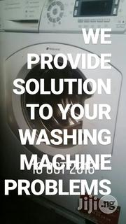 Washing Machines Repairer | Repair Services for sale in Lagos State, Magodo