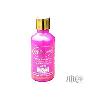 VEET GOLD Whitening Serum SPF 18 Whitening In 7 Days - 50ml | Skin Care for sale in Lagos State, Ojo