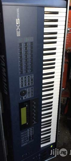 Yamaha Ex-5 Music Synthesizer   Musical Instruments & Gear for sale in Lagos State, Ojo