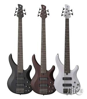 Yamaha 5 Strings Bass Guitar   Musical Instruments & Gear for sale in Lagos State, Ojo