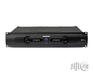 Samson SERVO600 – Power Amplifier   Audio & Music Equipment for sale in Lagos State