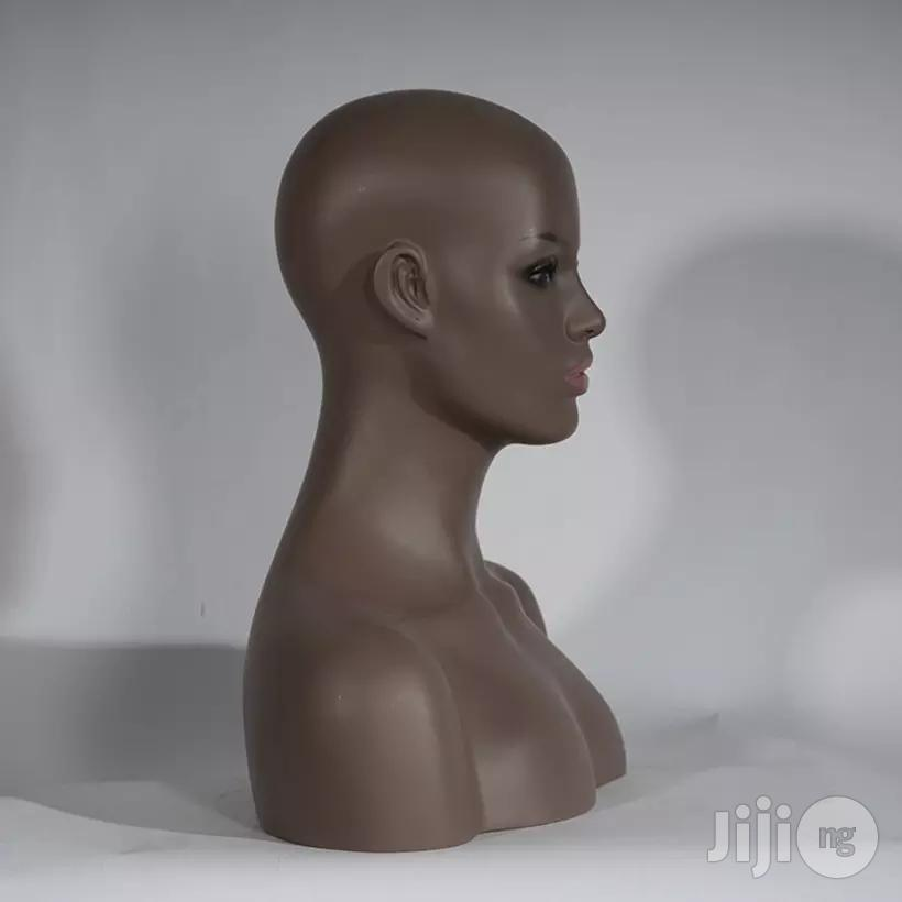 Wig And Hat Display Mannequin | Store Equipment for sale in Lagos Island (Eko), Lagos State, Nigeria