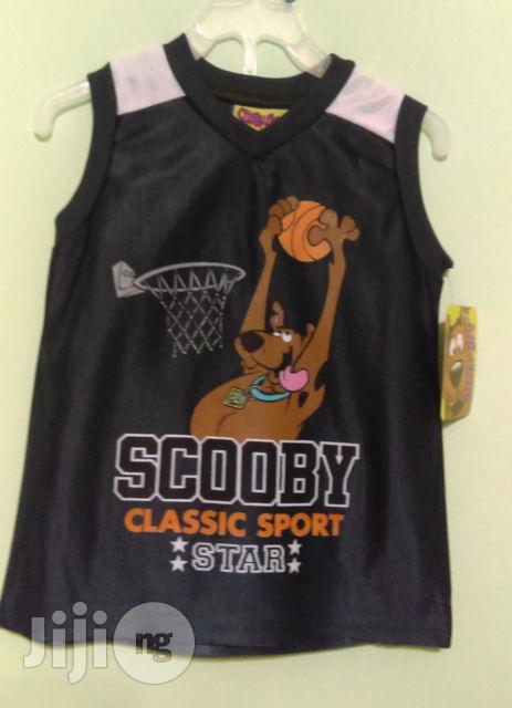 Scooby-Doo Boys 2 Piece Set - 3Y