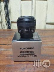 Yongnuo 50mm 1.8 Camera Lens for Nikon and Canon Cameras | Accessories & Supplies for Electronics for sale in Lagos State, Amuwo-Odofin