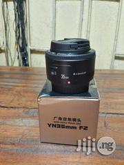 Yongnuo 35mm Lens for Canon and Nikon Cameras | Accessories & Supplies for Electronics for sale in Lagos State, Amuwo-Odofin
