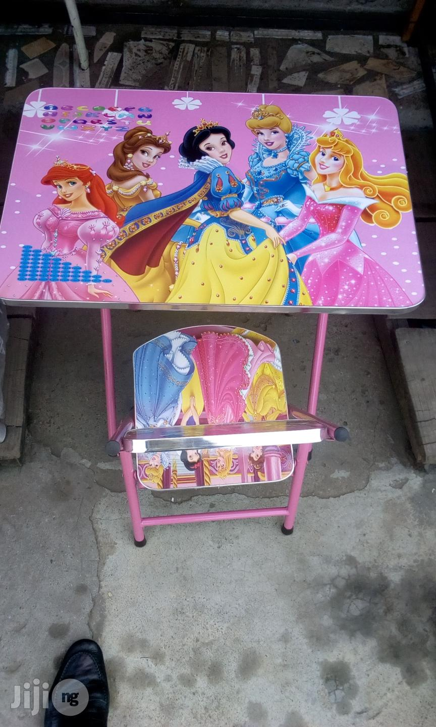 Folding Children Table And Chair
