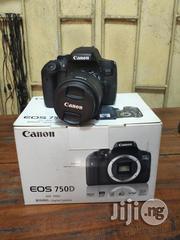 Brand New Canon 750D Camera | Photo & Video Cameras for sale in Lagos State, Amuwo-Odofin