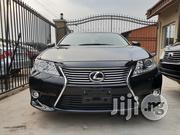 Accident Free Lexus Es350 2015 Black | Cars for sale in Lagos State, Surulere