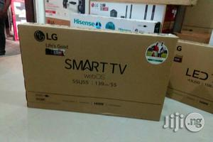 LG.Tv.Smart Tv Full HDMI 55 Inches | TV & DVD Equipment for sale in Lagos State, Ojo
