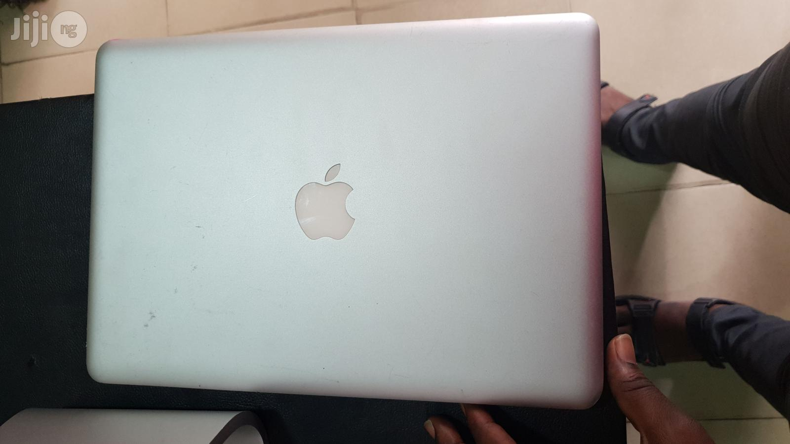 Laptop Apple MacBook Pro 8GB Intel Core i7 HDD 750GB | Laptops & Computers for sale in Ikeja, Lagos State, Nigeria