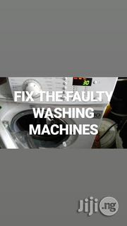 Repairing Of Faulty Washing Machines | Repair Services for sale in Lagos State, Ojodu