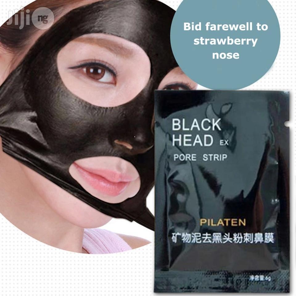 Black Peel Off Mask To Remove Blackhead