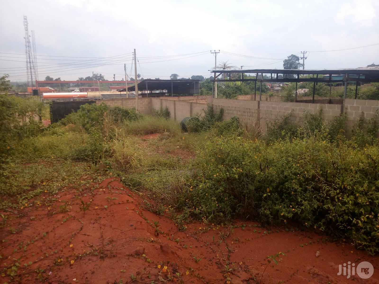 Three Plots of Industrial Fenced and Well Secured Land | Land & Plots For Sale for sale in Sagamu, Ogun State, Nigeria