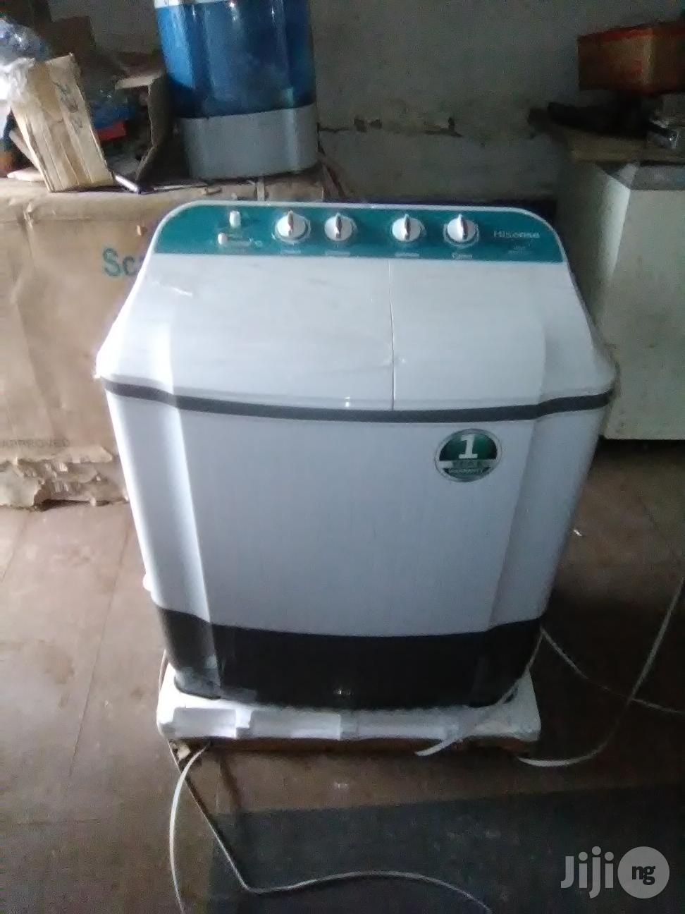 Hisense Washing Machime10kg