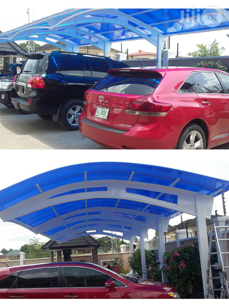 Skylight Carports