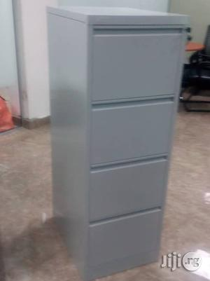 Classic Office Filing Cabinet With Four Drawers | Furniture for sale in Lagos State, Ajah