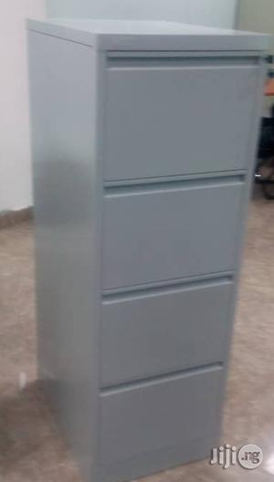 Classic Office Filing Cabinet With Four Drawers | Furniture for sale in Lagos State, Ikeja