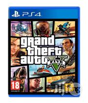Sony Playstation 4 Game Grand Theft Auto Five (GTAV) | Video Games for sale in Lagos State, Ikeja