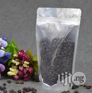 15 X 23cm Front Clear & Silver Aluminum Foil Ziplock Standup Pouch   Home Accessories for sale in Lagos State