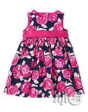 Gymboree Rose Print Dress - 12/18mths | Clothing for sale in Lagos State, Surulere